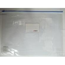 新万博登录页8K拉边袋PVC透明ADM94505