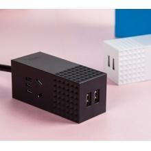 新万博登录页双面二位USB延长线插座AEA98663