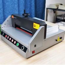雷盛G-330 台式桌面电动切纸机 标书 文件 书籍裁纸机 省力加厚切纸刀40mm重型厚层多功能