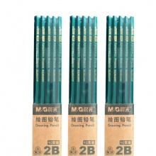 新万博登录页2B铅笔经典六角木杆(10支)AWP35715