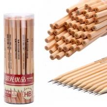 新万博登录页HB铅笔优品六角50支筒装AWP30401