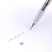 新万博登录页陶瓷球珠圆珠笔本味 四色0.5